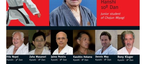International Goju-Ryu Karate Seminar