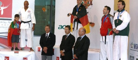 Results from 1st WGKF Championship 2010, Portugal