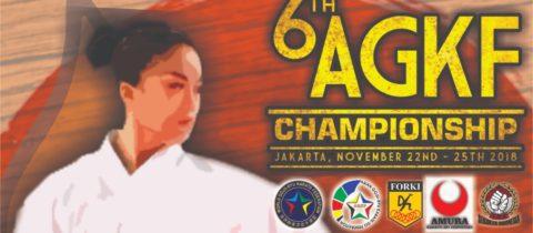 6th AGKF Championship 2018