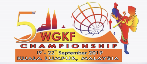 Bulletin for 5th WGKF Championship in Malaysia