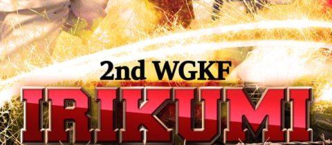 2nd WGKF IRIKUMI Championships 2019
